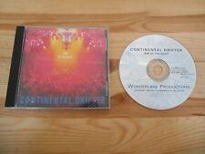 CD Pop Continental Drifters - Rim Of The Night (11 Song) WONDERLAKE REC