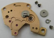 Omega Alarm 980 Watch automatic Memomatic complete barrel bridge for part