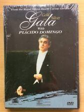 Gala with Plácido Domingo (DVD) - Gold and Silver / neu & OVP