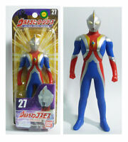"Bandai Ultra Hero Series #27 VINYL ULTRAMAN Cosmos 6"" Action Figure MISB"