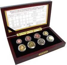 Belgien 3,88 Euro 2006 PP KMS 1 Cent bis 2 Euro König Albert im Etui