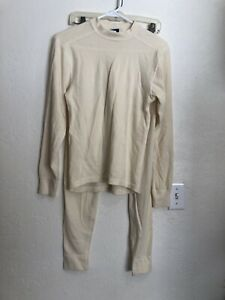 DUOFOLD Women's wool blend thermal shirt S &  Pants M Made In Ireland