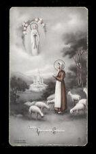 "santino-holy card""""ediz. FB  n.77 S.BERNADETTE SOUBIROUS"