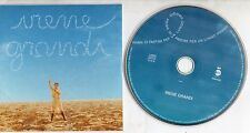 IRENE GRANDI CD single PROMO Vasco Rossi CARDSLEEVE Prima di partire 1 TRACCIA