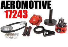 AEROMOTIVE 17243 ALCOHOL BIG BLOCK CHEVY BELT DRIVE FUEL SYSTEM 17243
