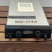 Vintage NARCO NAV 124 TSO Untested