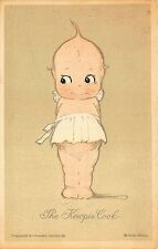 "Rare Rose O'Neil ""The Kewpie Cook"" Kewpie Postcard"