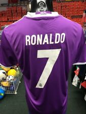 RONALDO 7 Adidas REAL MADRID Away Soccer Jersey