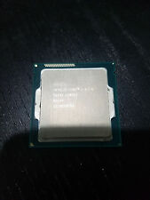 Intel I7-4770k Quad Core Processor with Hyperthreading