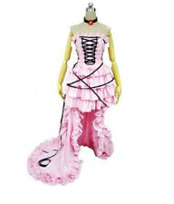 Beautiful Chobits Chii Pink Dress Cosplay Costume Halloween Clothing Customized