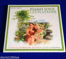CD Festival International Musique Classique Piano Sous Les Platanes (2014) NEUF