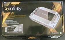 Infinity KAPPA Series K4 4 Channel 1500W Peak Amplifer With Bluetooth Class D