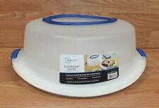 Genuine Mainstays 5 Section Food Keeper / Carrier For Veggies, Chips & Dip!