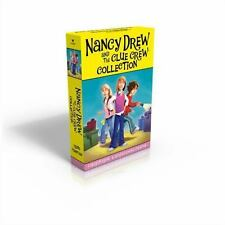 The Nancy Drew and the Clue Crew Collection: Sleepover Sleuths; Scream for Ice C