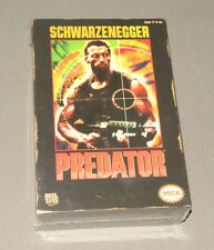 NECA Predator Video Game Action Figure Power Play NES Series Reel Toys NEW