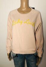 Neues AngebotScotch & Soda - cooles Sweatshirt bestickt in rose - NEU Gr. 1 36 S  1312a