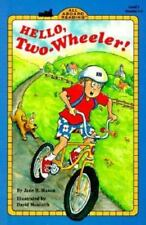 Hello, Two-wheeler! (All Aboard Reading)-ExLibrary