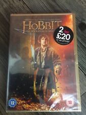 The Hobbit The Desolation Of Smaug DVD New and Sealed Region 2 UK Free Postage