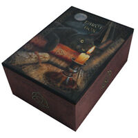 Witching Hour Black Cat Tarot Card Box!