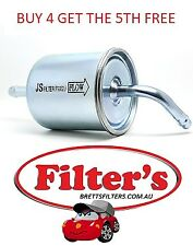 FUEL FILTER FOR NISSIAN SKYLINE R32 RB200E 6CYL 2.0L PET ASPIRATED 89-92