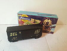 Athearn Miniature Trains HO Scale Seaboard Coast Line SCL 19781 Box Car Loader