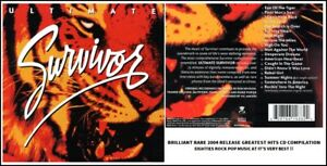 Survivor - Very Best Essential Greatest Hits Collection - 80's Soft Rock Pop CD