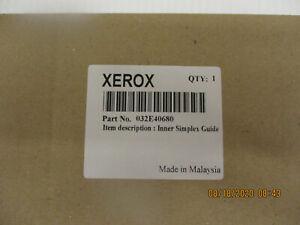 New, XEROX, 032E40680, INNER SIMPLEX GUIDE (WHITE)