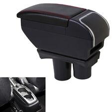 For Citroen c-elysee/ Peugeot 301 armrest box central content Storage 2012-2018