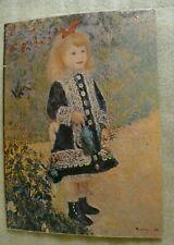 PRECIOUS MINIATURES Royale Academie Vintage Art Print - Renoir - Girl Watering