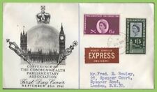 Victorian (1837-1901) Great Britain First Day Covers (1953-1970)