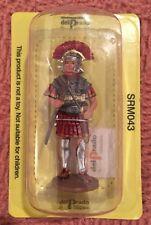 "3"" Die-cast Figurine Roman Centurion Ancien Rome Collection by Del Prado"