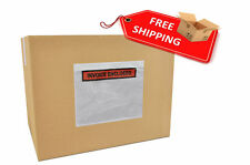 1000 4.5x5.5 Invoice Enclosed front / Invoice Enclosed Packing List Envelopes