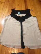 Womens Size 1 1x Maurices Shirt Sleeveless Nwt New