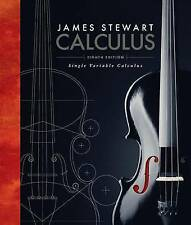 NEW Single Variable Calculus by James Stewart