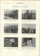 1902 Hop Pickers Tippers Pockets Sporting Diary