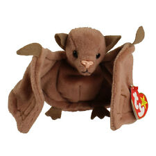 TY Beanie Baby - BATTY the Bat (Brown Version) (4.5 inch) - MWMTs Stuffed Animal