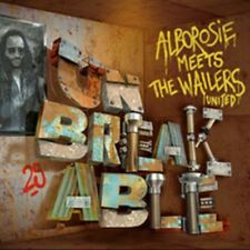 Alborosie Meets the Wailers United - Unbreakable - New CD Album - Pre Order 29/6