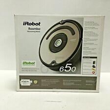 iRobot Roomba 650 Automatic Robotic Self Charging Vacuum Cleaner Robot