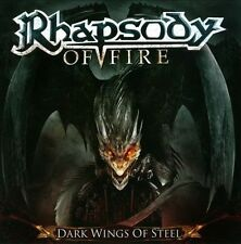 - Dark Wings of Steel Rhapsody of Fire CD LTD DIGIPAK -