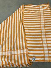 "Hermes Bath towel, 52"" x 32"", Orange"