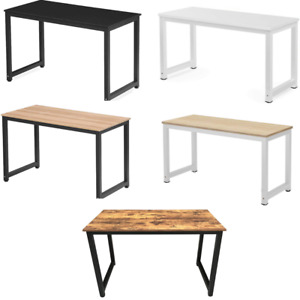 Computer Desk Office Study Home Desks PC Laptop Table Workstation