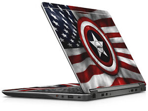LidStyles Printed Laptop Skin Protector Decal Dell Latitude E7470