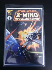 STAR WARS X-WING ROGUE SQUADRON #1/2 SPECIAL WIZARD EDITION NM