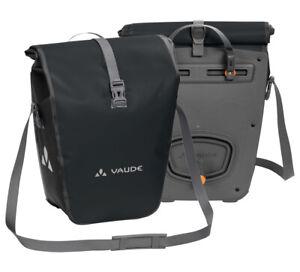 Vaude HR-Tasche Aqua Back Paar - schwarz