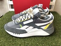 Reebok Classic Legacy Pure Grey Size 10.5 UK EU 45 Mens Retro Running Trainers