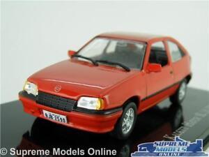 CHEVROLET KADETT MODEL CAR 1:43 SCALE IXO ATLAS VAUXHALL OPEL ASTRA 1991 RED K8