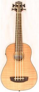 Hadean Acoustic Electric Bass Ukulele UKB-29