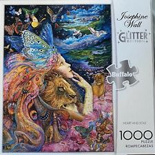Josephine Wall Heart and Soul 1000 PC Puzzle Brand New Buffalo Games