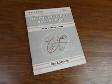 SCOLAIRE / MATHEMATIQUE DES PETITS / DENISE & POLLE Delagrave 1970