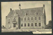 Spijkenisse  Raadhuis  (onder afgeknipt)